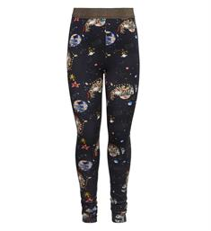 Retour Leggings Manoes 412 Zwart dessin