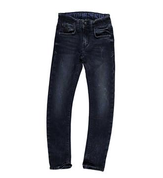 Retour Skinny jeans Ravi 306 Dark blue denim