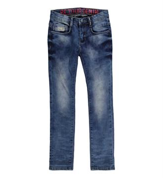 Retour Skinny jeans Thierry 301 Blue denim