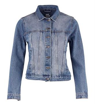 Saint Tropez Denim jackets R4070 Blue denim
