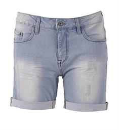 Saint Tropez Korte broeken P5906 Light denim