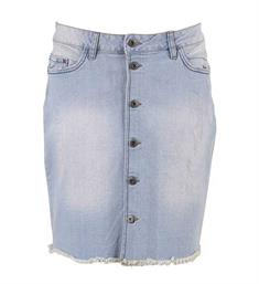 Saint Tropez Korte rokken R8092 Blue denim