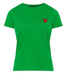 Sisters Point T-shirts Herm-ss15 Groen