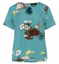 Sisters Point T-shirts Velli-ss Aqua dessin