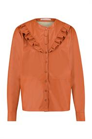 Studio Anneloes FASHION DAYS Odelia faux leather blouse