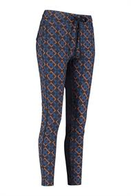 Studio Anneloes Lange broeken Road belt trousers