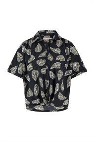 Studio Anneloes Tops Lorena small leaf blouse