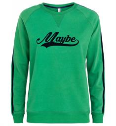 Summum Fleece truien 3s4177-3977s Groen