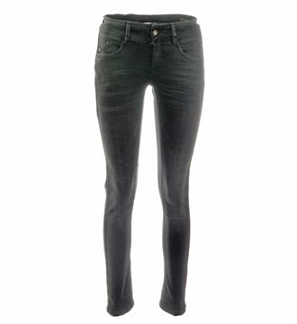 Summum Lange broeken 4s1438-10429bd Black denim