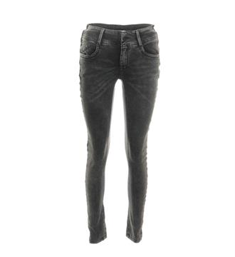 Summum Slim jeans 4s1433-10392a Black denim