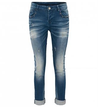 Summum Slim jeans 4s1460-10466 Blue denim