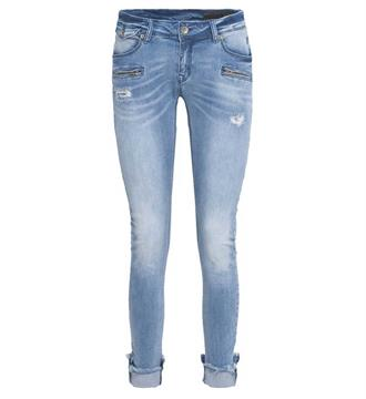 Summum Slim jeans 4s1506-10528bd Light blue denim