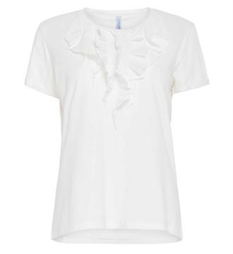 Summum T-shirts 3s4131-3938c Off white