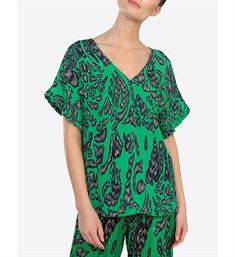 Summum Tops 2s2166-10805c Groen
