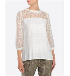 Summum Tops 2s2300-11015 Off-white