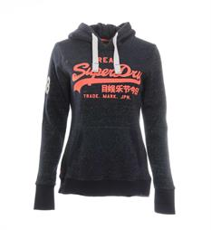 Superdry Fleece truien G20016xp Navy