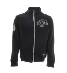 Superdry Fleece vesten M60050xpf5 Navy