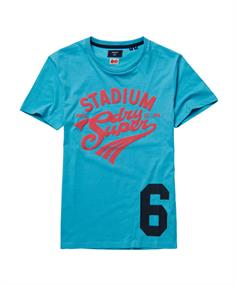 Superdry Korte mouw T-shirts M1010881a