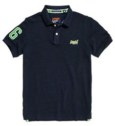 Superdry Polo's M11002oqf2 Navy