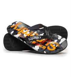 Superdry Slippers Mf3102et Zwart