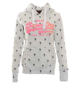 Superdry Sweaters G20000so Grijs dessin