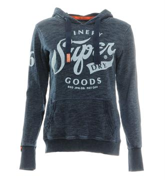 Superdry Sweaters G20100so Blauw