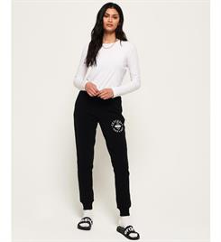 Superdry Sweatpants W7000027a Zwart
