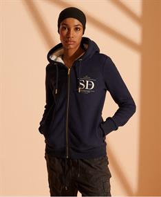 Superdry Sweatvesten W2010399a