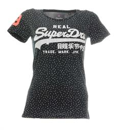 Superdry T-shirts G10014ip Navy