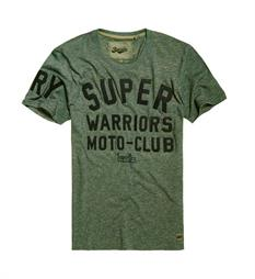 Superdry T-shirts M10023xp Army