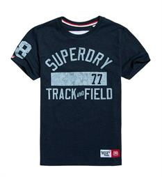 Superdry T-shirts M10120xpf5 Navy