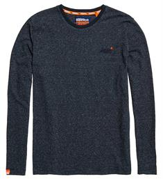 Superdry T-shirts M60001mr Antraciet