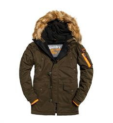 Superdry Winterjassen M50000ypf1 Army
