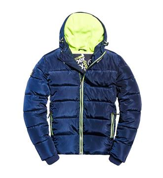 Superdry Winterjassen M50007lpf2 Navy