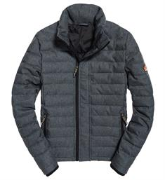 Superdry Winterjassen M50010lr Antraciet