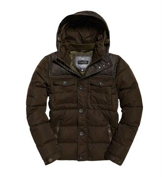 Superdry Winterjassen M50019yp Army