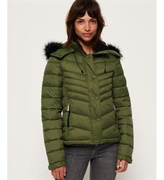 Superdry Winterjassen W5000022a Army