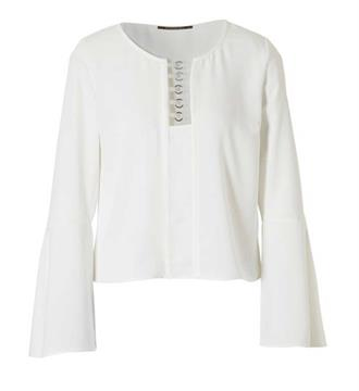 Supertrash Tops Cs18m021 b-joy Off white