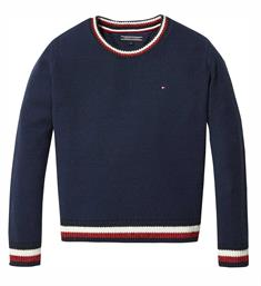 Tommy Hilfiger Fleece truien Kg0kg03845 Navy