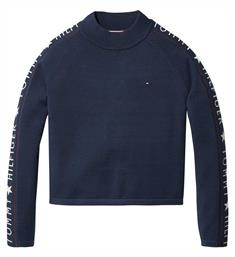 Tommy Hilfiger Fleece truien Kg0kg03849 Navy