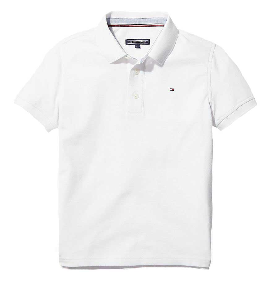 tommy-hilfiger-polo-s-kb0kb03975123-wit