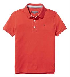 Tommy Hilfiger Polo's Kb0kb03975600 Rood
