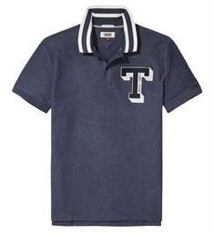 Tommy Jeans Polo's Dm0dm05184 Navy