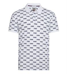 Tommy Jeans Polo's Dm0dm06028 Wit