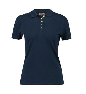 Tommy Jeans Polo's Dw0dw04434 Navy