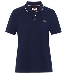 Tommy Jeans Polo's Dw0dw05933 Navy