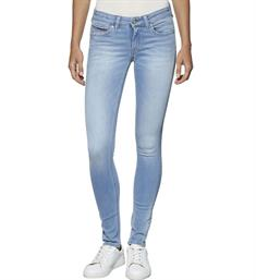 Tommy Jeans Skinny jeans Dw0dw03846 soph Light blue denim