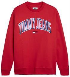 Tommy Jeans Sweatshirts Dm0dm05945 Rood