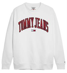 Tommy Jeans Sweatshirts Dm0dm05945 Wit