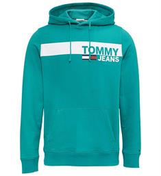 Tommy Jeans Sweatshirts Dm0dm06047 Emerald